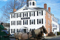 Grafton Inn is a dining destination in the Blackstone River Valley